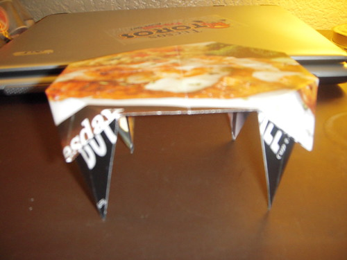 Origami Table (Origami #1)