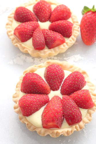 Strawberry Tart 3