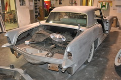 """1956 Lincoln Continental Mark II • <a style=""""font-size:0.8em;"""" href=""""http://www.flickr.com/photos/85572005@N00/5330292725/"""" target=""""_blank"""">View on Flickr</a>"""