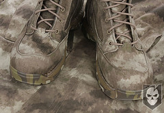 Danner All-Over Camo A-TACS Boots 04