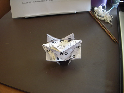Origami #2: Surprise