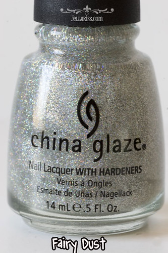 "China Glaze ""Fairy Dust"""