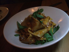 Whole Wheat Pappardelle