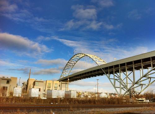8/365 ~ Fremont Bridge