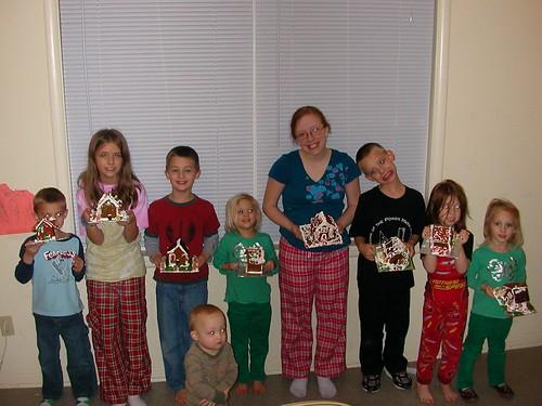 Dec 27 2010 Cal Lizzy Clark Shanna Ila Anthon Rachel Shanna Elden