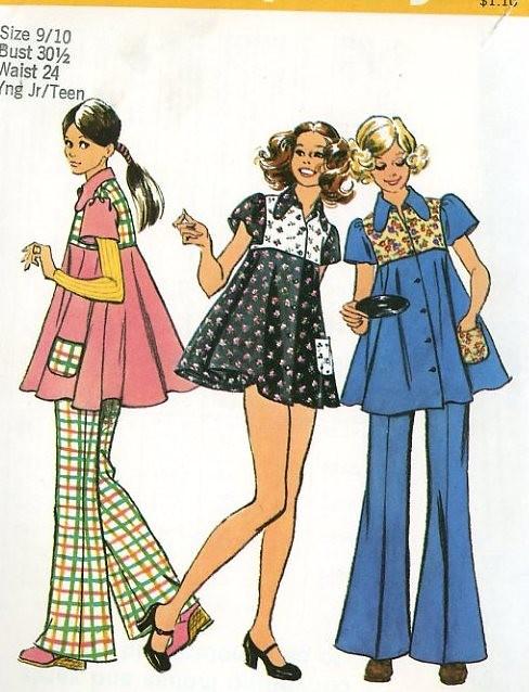 dress pattern 6