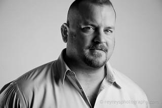 Studio Shots: Brian C. by reyreysphotography