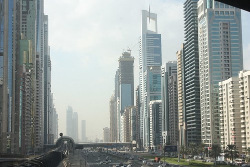 Dubai Trade Center / Downtown Dubai