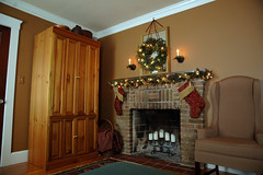 Christmas-fireplace (kizilod2) Tags: christmas holiday decorating decor