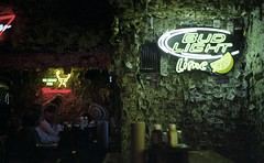 (Dylan Johnston) Tags: money dylan bar table pub © cash lime budlight budweiser johnston bigpine nonamepub