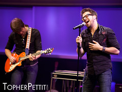 Danny Gokey (_Topher_) Tags: music concert lasvegas live sony nevada ces countrymusic sonybooth lasvegasconventioncenter consumerelectronicshow dannygokey ces2011 topherpettitphotography consumerelectronicshow2011