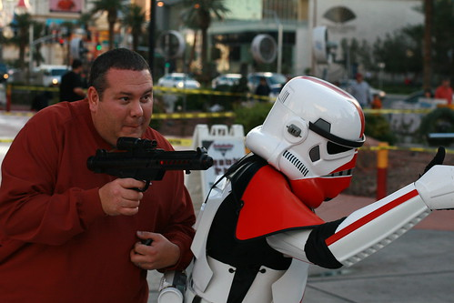 Jan 12 - Stormtrooper