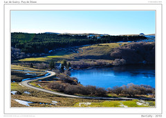 Lac de Guèry, Puy de Dôme (BerColly) Tags: lake france landscape google flickr lac paysage auvergne ohhh puydedome guery francelandscapes bercolly