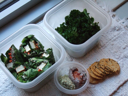 Wraps and two dips lunchbox 011