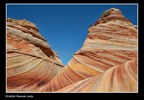 The Wave - North Coyote Buttes - Arizona - USA