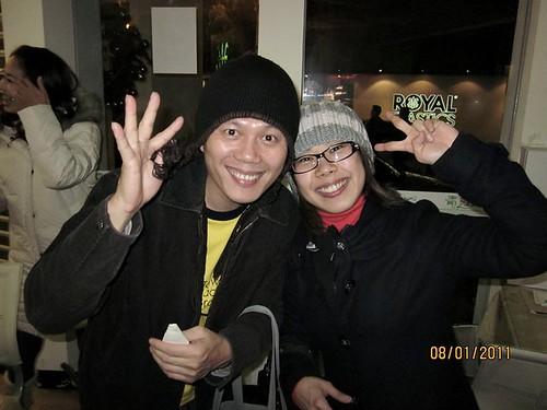 書河&阿Mei_1_攝影者阿Mei