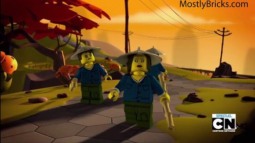 LEGO Ninjago: Masters of Spinjitzu - King of Shadows Movie Review