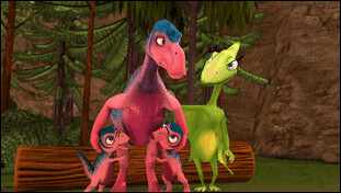 "Dinosaur Train New Episode ""The Good Mom"""