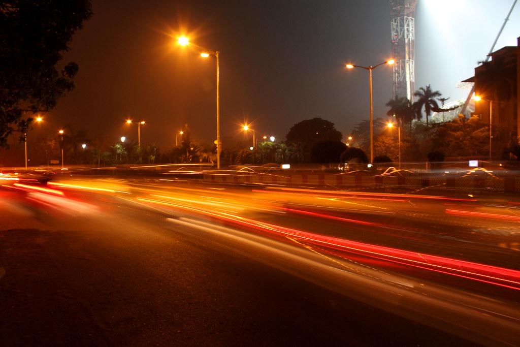 Night at Kolkata