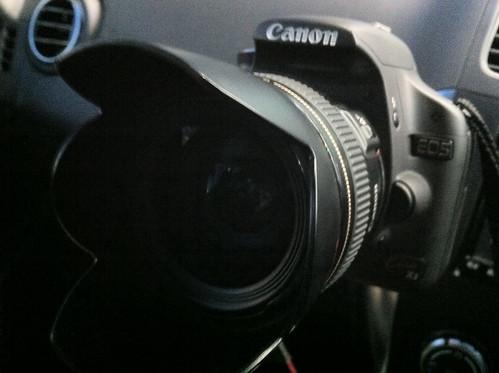 EF28mm F1.8 USM購入!