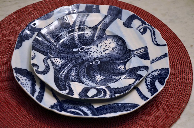 Octopus Dishes