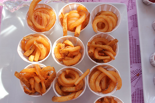 royal curly fries