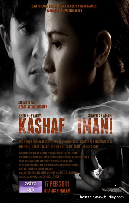 Kasyaf imani poster