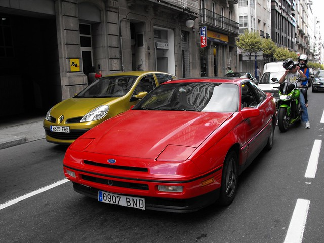 ford probe 1988 gt