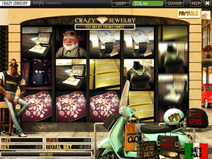 Crazy Jewelry slot game online review