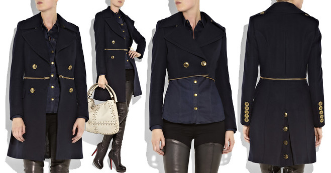 Burberry Prorsum zipper jacket 5