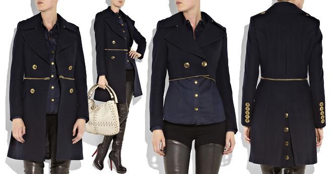 Burberry Prorsum zipper jacket 5