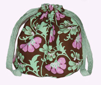 Inspired by Flowers -  Chaco Project Bag