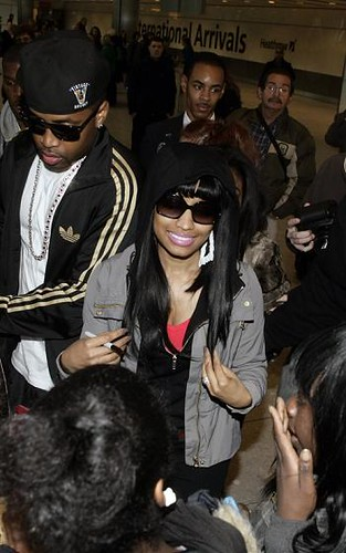 dime piece nicki minaj in london