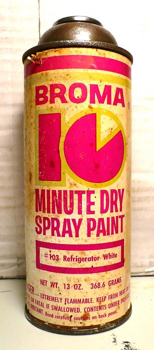 Broma-RefrigeratorWhite