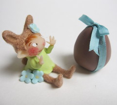 OH! an egg!