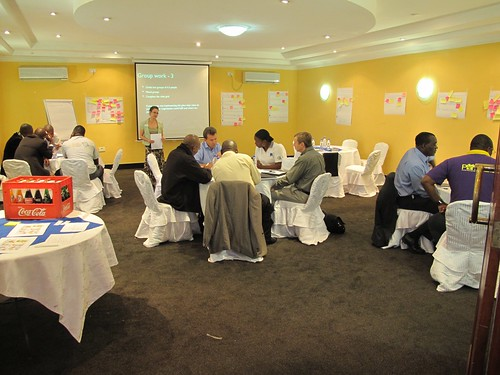 Zambia Workshop 21 Jan 2011