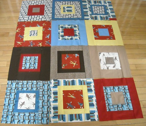 12 goodnight monkey blocks
