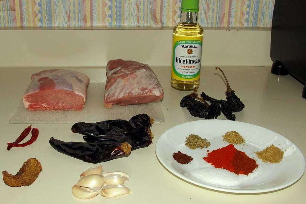 Making chorizo