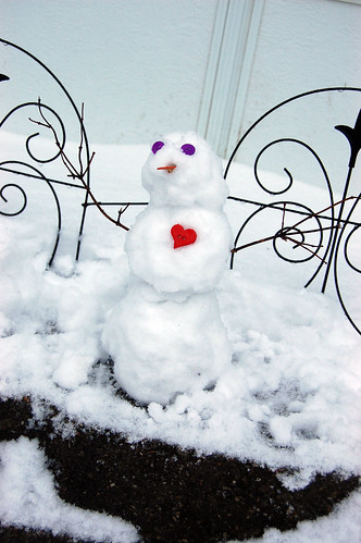 Mini Snowman