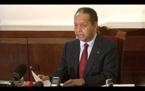 Duvalier Speaks