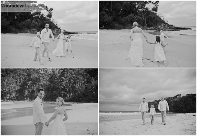 Jervis Bay Beach wedding 137