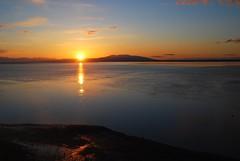 Alaska Cook Inlet Sunset (MarculescuEugenIancuD5200Alaska) Tags: sunset alaska cookinlet reflectsobsessions outstandingromanianphotographers