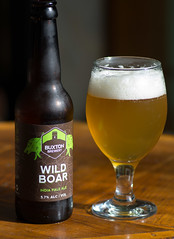 Buxton Wild Boar (Mike Serigrapher) Tags: buxton brewery wild boar ipa beer