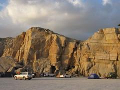rock (Mme Shino) Tags: mountain oman musandam 短歌