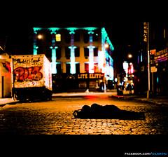 Street Sleeping (Gilmatic Ceez) Tags: nikon 85mm center f2 nikkor gil ais betances d700 gilmatic
