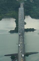 Puente de las Américas, Panamá (Chodaboy) Tags: canon puente canal photo 1d panama gaspar panamá pacífico aérea oceano fotoaerea océano puentedelasamericas fotoaérea canon1d oceanopacífico canaldepanama puentedelasaméricas chodaboy canaldepanamá canonistas puenteamericaspanama