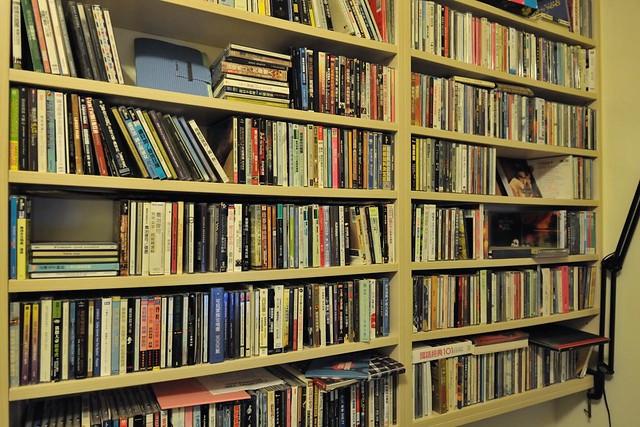 書房CD牆-D700