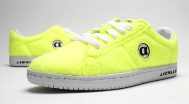 buy online 9901d 75472 airwalk-jim-shoe-tennis-ball-detailed
