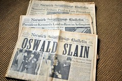 DSC_0027 (underwhelmer) Tags: home newspapers kennedy assassination leeharveyoswald
