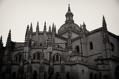 Cathedral (cindyt*) Tags: spain cathedral segovia